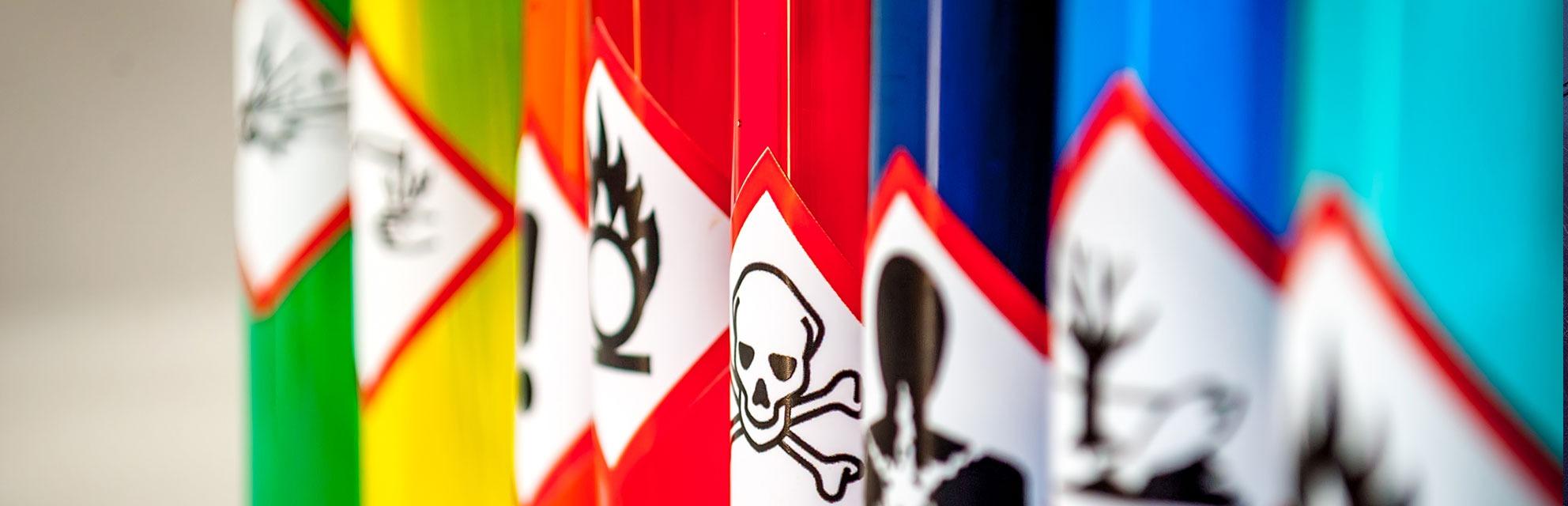Особенности перевозки опасных грузов компании Галс Маркет