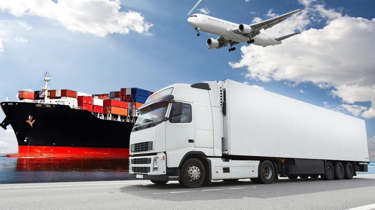 """International transportation services from """"Gals Market"""""""